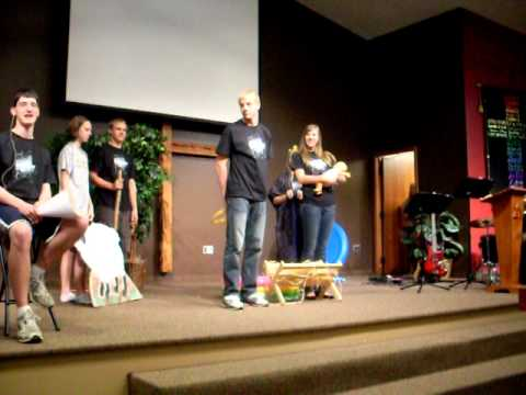 The bible in 5 minutes plc youth sunday skit 2010 youtube