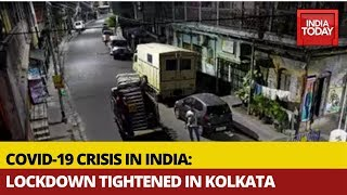 Breaking News: After Home Ministry's Complaint, Cops Tighten Lockdown In Kolkata