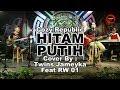 Mantap Cozy Republic Hitam Putih Cover By Twins