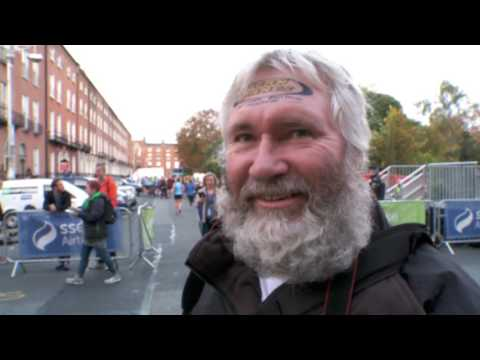 No Going Back - SSE Airtricity Dublin Marathon 2016