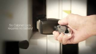 Display Cabinet Security Locks