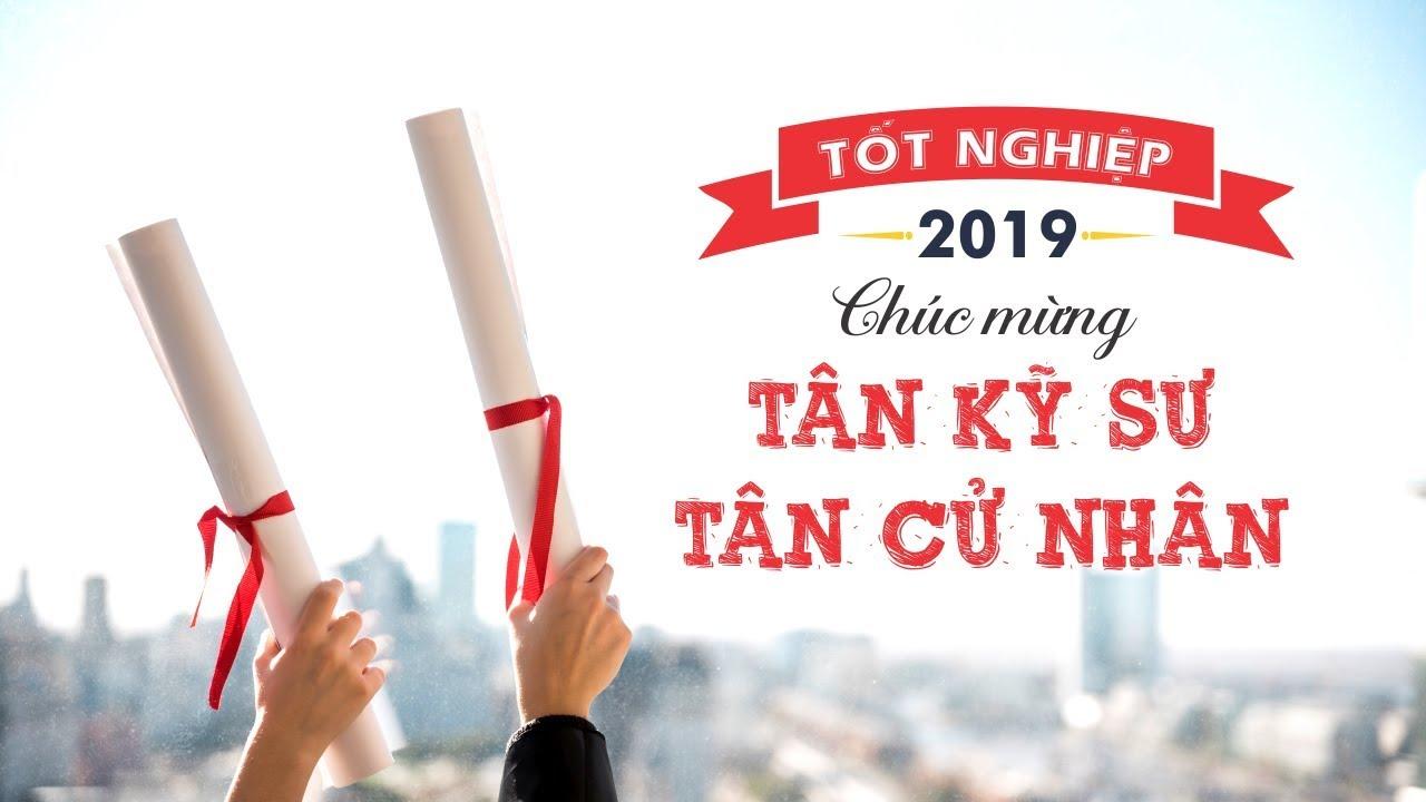Đại học Công Nghệ Sài Gòn – Lễ trao bằng Tốt nghiệp 2019