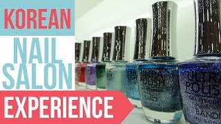 Korean Nail Salon + Nail Art Experience