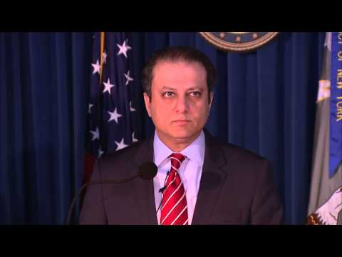 U.S. Attorney Preet Bharara Outlines Corruption Charges Against Speaker Silver