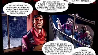 TF2 Comic Dub: True Meaning (Christmas 2011)