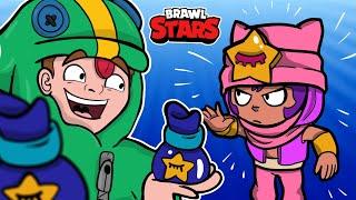 POLOWANIE NA LEGENDĘ!  - Brawl Stars z Admirosem