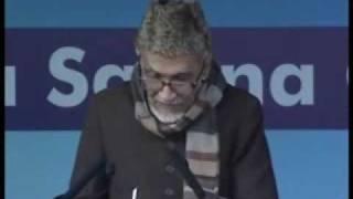 Ahmadiyya : Dr Saleh Mohammad Aladin Sb Jalsa Salaana Qadian 2009 Day 1 Morning 4/4