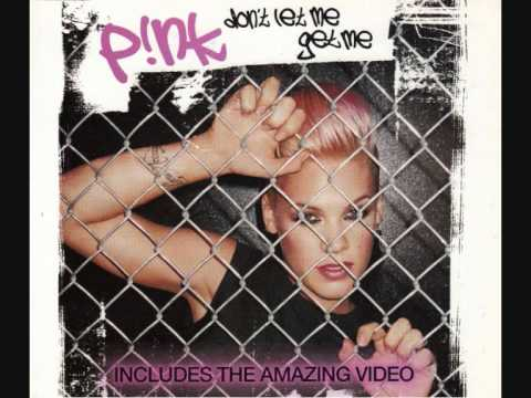 P!nk - Don't Let Me Get Me (Maurice's Nu Soul Club Mix)