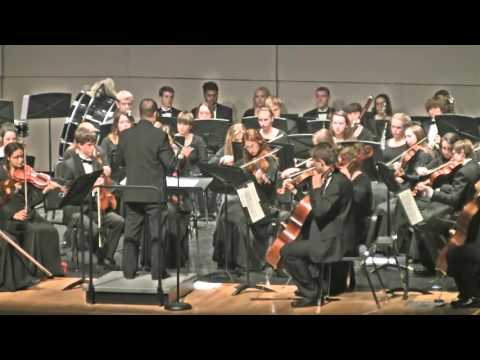 Sycamore High School Symphonic Orchestra 2015-10-12