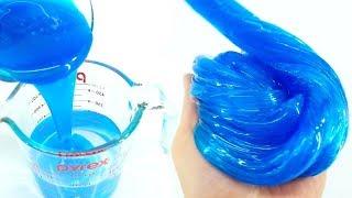 Как сделать лизуна из жидкого силикатного клея и духов?/Лизун без натрия/Лизун из двух ингредиентов