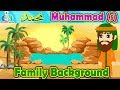 Prophet Muhammad (s) Family Background (Islamic cartoon - No Music)
