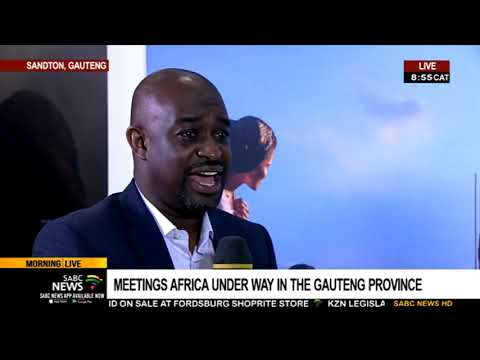 Tosin Lanipekun on Meetings Africa