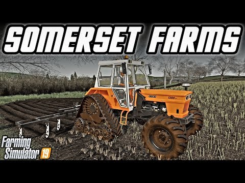 Having Fun On Somerset Farms! (Seasons) | Farming Simulator 19