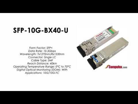 N9K-X9732C-FX Compatible SFP-10G-ER for Cisco Nexus 9500 Series