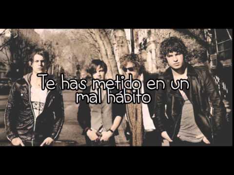 Bad Habit The Kooks Subtitulada al Español