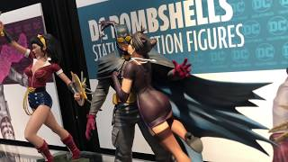 DC Collectibles Product Walk-through at New York Toy Fair 2018