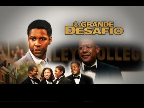 O Grande Desafio - Dublado - Denzel Washington