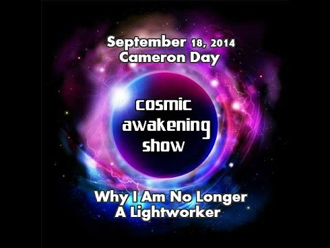 Cosmic Awakening Show-  Cameron Day- How To Revoke False Light Contracts