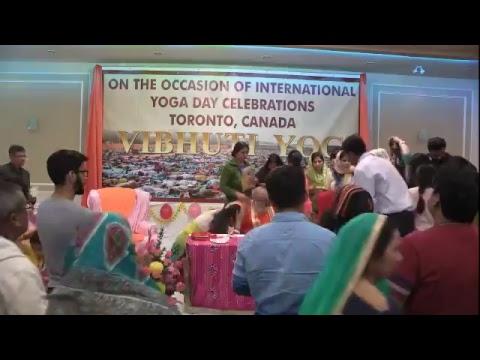 Live Canada Samagam June 2018