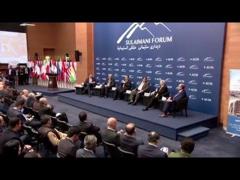 Sulaimani Forum 2016 Panel 3 - ISIS and Beyond: Clear, Hold, Build