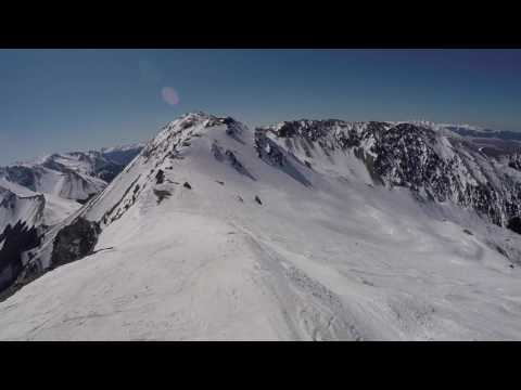 Broken River (ski with a nutcracker)