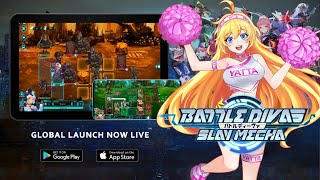 Battle Divas: Slay Mecha - Official global launch trailer
