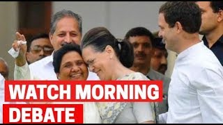 Watch Morning Debate: Has Opposition failed against 'Brand Modi'?