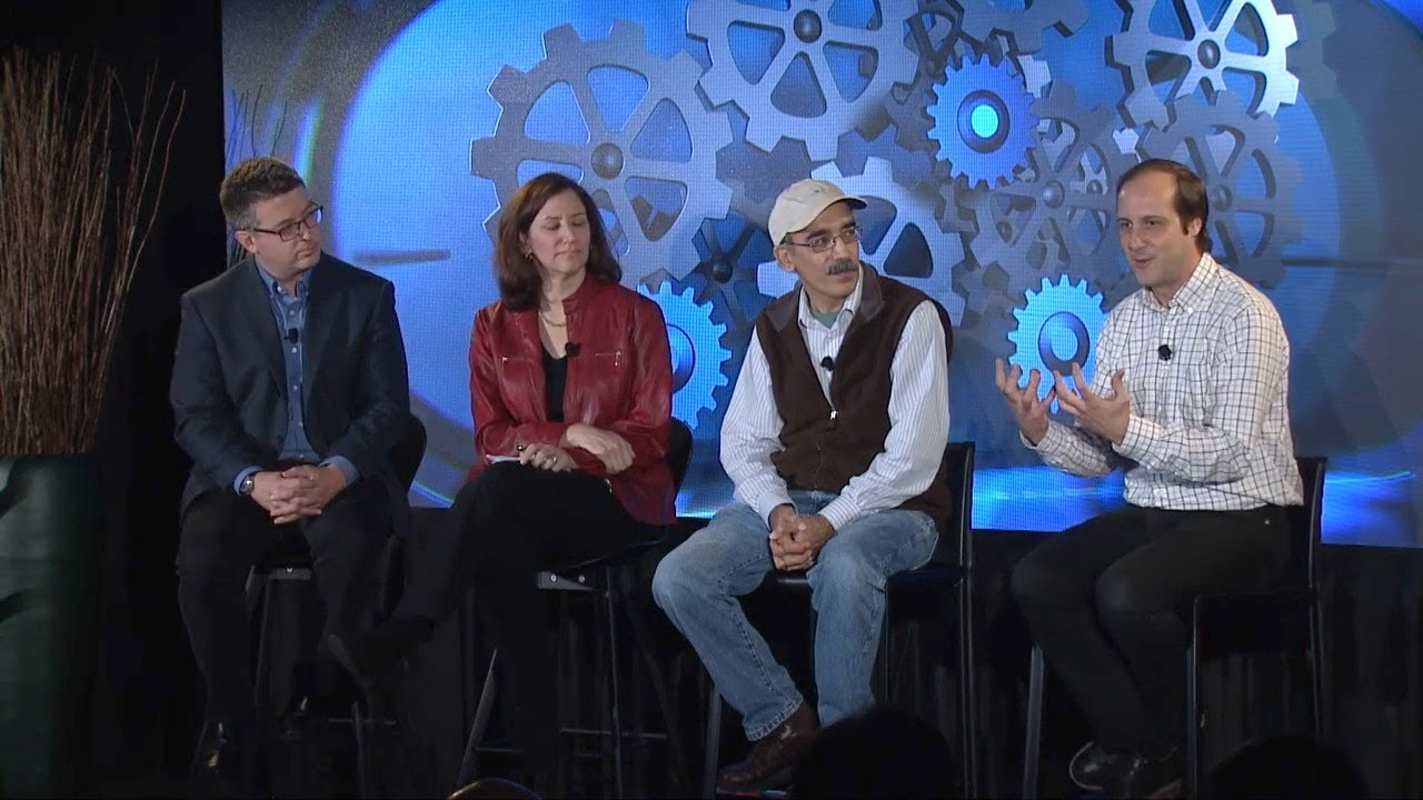 Panel: From AI Research to Industries