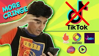 NEW TIKTOK IS HERE & It's Worse (MX TakaTak, Roposo)