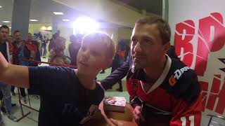 Дмитрий Сычев, невероятная популярность забытого футболиста в Балашихе