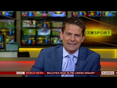 BBC World News | Sport Today headlines 08.07 (2015).