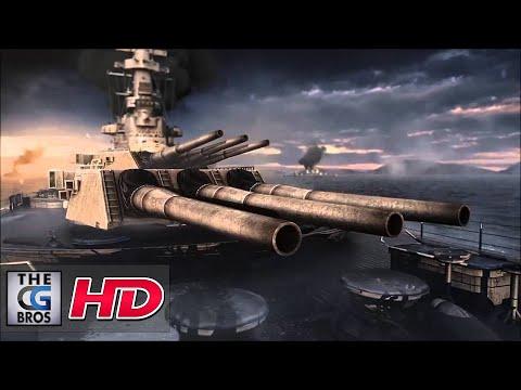 "CGI Animation Breakdown HD: ""World of Warships"" by Vladimir Abramov for Wargaming.net"