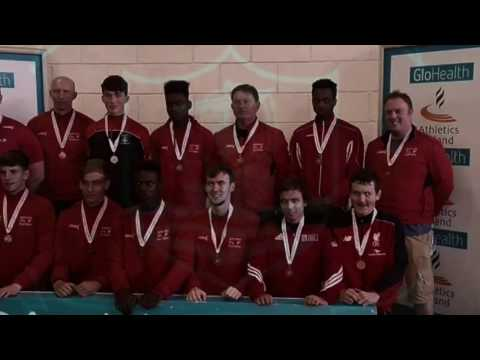 Galway City Harriers National League Team 2016