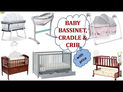 Best Baby Beds| Bassinets| Cradle | Cribs & Cots| Online With Price And Links| Baby Essentials