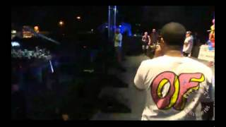 Tyler, The Creator - Transylvania LIVE at Paid Dues 2012
