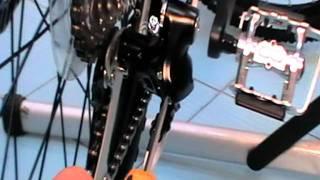 Настройка переднего и заднего переключателей.(Видеоинструкция. Настройка переднего и заднего переключателей, Выставление верхнего и нижнего пределов,..., 2011-07-19T23:53:25.000Z)
