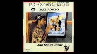 Max Romeo - Fari - Captain of my Ship (Album)