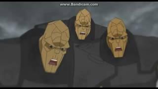 Мультфильм.Планета Халка. Корк з брятями против Тора