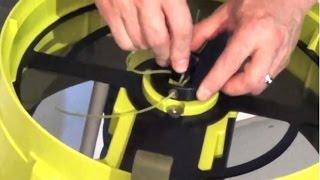 Sun Joe Shredder Joe 13 Amp Electric String Leaf Mulcher/Shredder - SDJ616