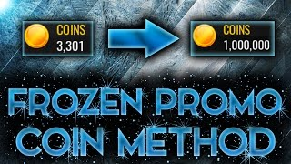 NBA Live Mobile FROZEN PROMO COIN METHOD!!! GIFT PREDICTIONS!!! Double or TRIPLE YOUR COINS!!