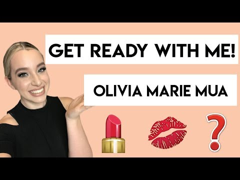 Get Ready To Know Me!  // Olivia Marie MUA