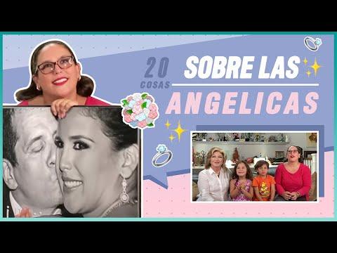 20 cosas que no sabias de Angelica Maria y Angelica Vale