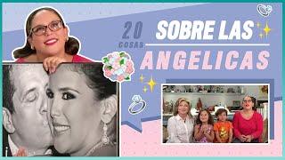 20 cosas que no sabias de Angelica Maria y Angelica Vale YouTube Videos