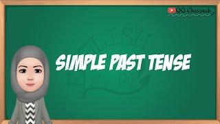 Download lagu SIMPLE PAST TENSE ~ Video Pembelajaran Bahasa Inggris