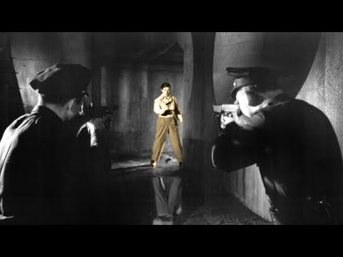 HE WALKED BY NIGHT | Richard Basehart | Full Length Noir Crime Movie | Noir Movie | English | HD