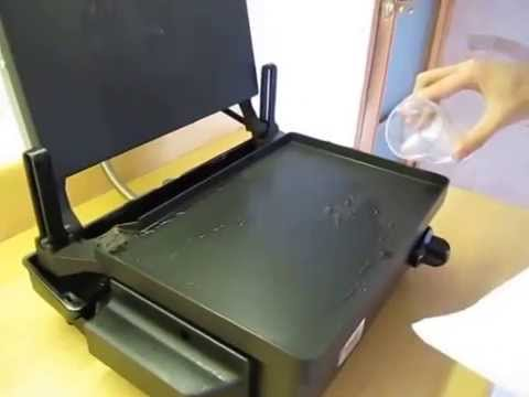 silex grill machine t10 10 2 2 youtube. Black Bedroom Furniture Sets. Home Design Ideas