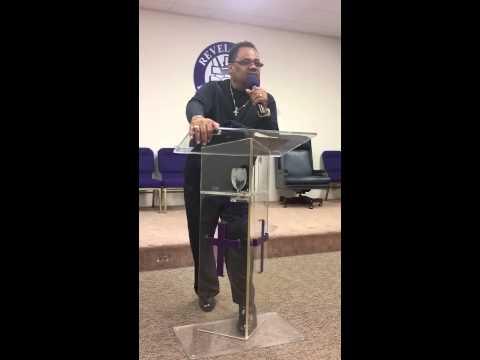 Apostle Al Jones, Sr. Preaching