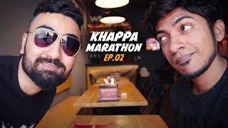 Vlog 031 | Khappa Marathon Ep.02