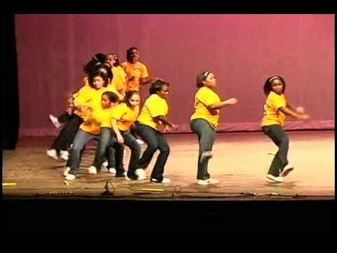 2009 City of Knoxville Teen Step Show
