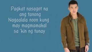 Ikaw : Daryl Ong (Yeng Constantino) lyrics